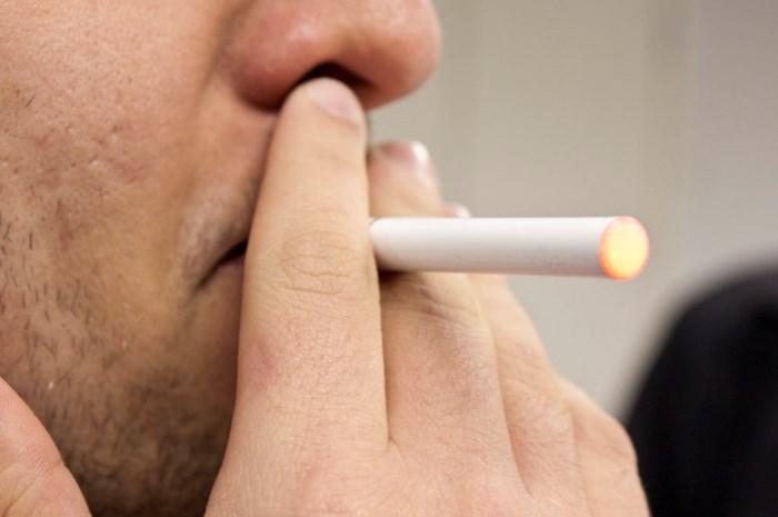 Bons motivos para deixar de fumar