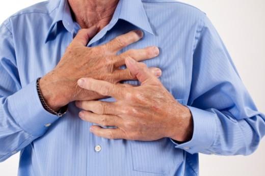 Quais são as causas de dor no peito?