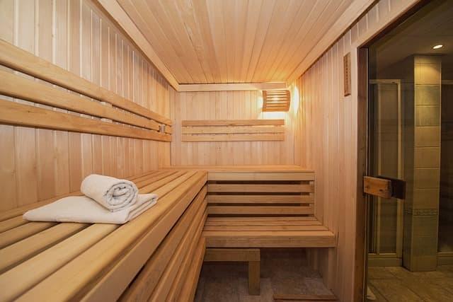 Benefícios cardiovasculares da sauna