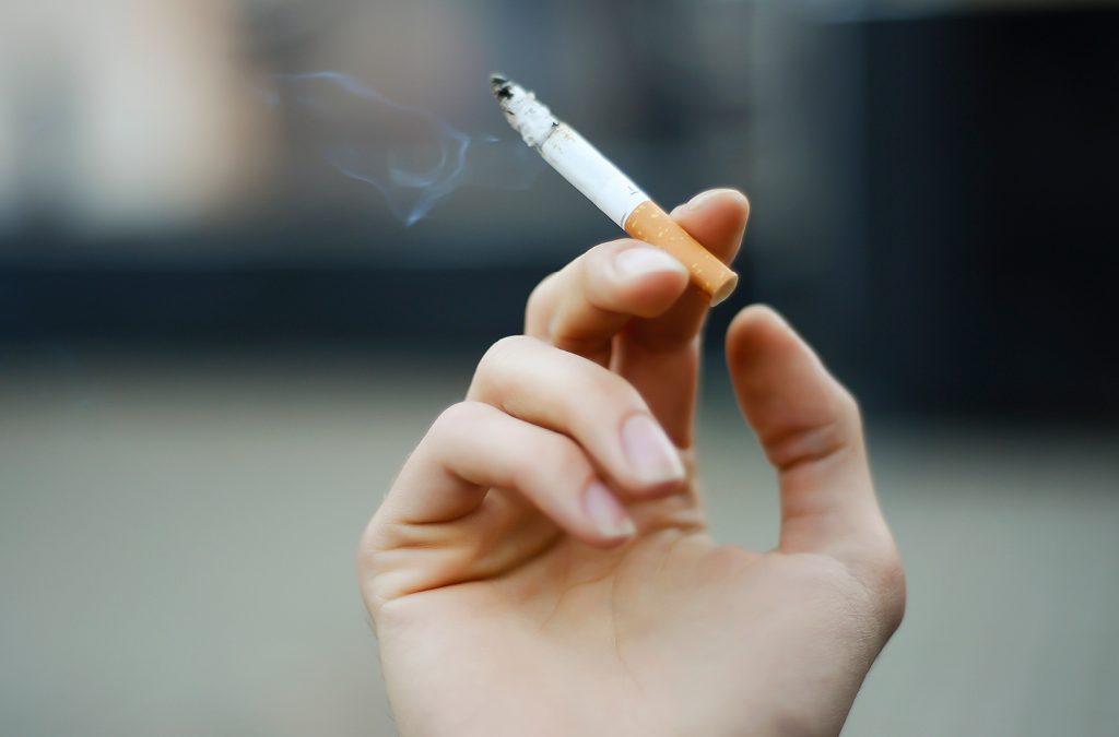 Voltei a fumar, o que devo fazer?